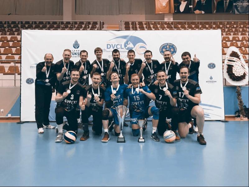 Лига Чемпионов по волейболу