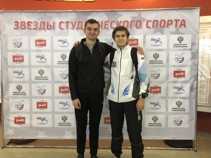 Турнир по легкой атлетике «Звезды студенческого спорта»