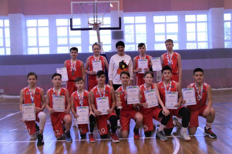 Первенство ХМАО-Югры по баскетболу