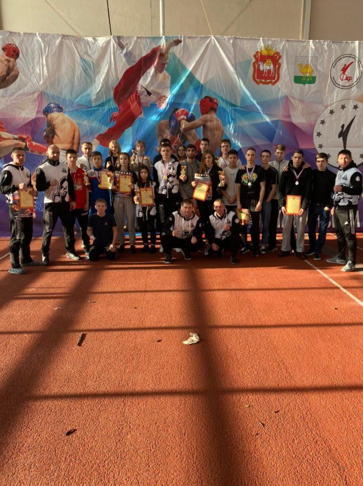 Чемпионат и Первенство УрФО по кикбоксингу