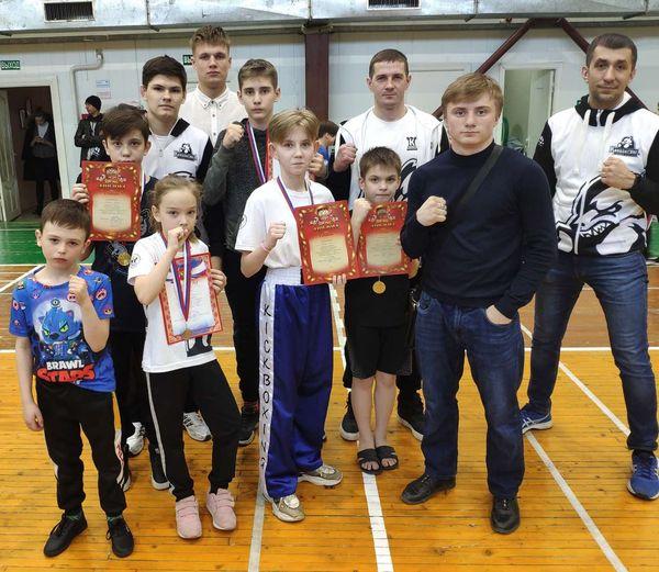 Чемпионат и Первенство г. Сургута по кикбоксингу