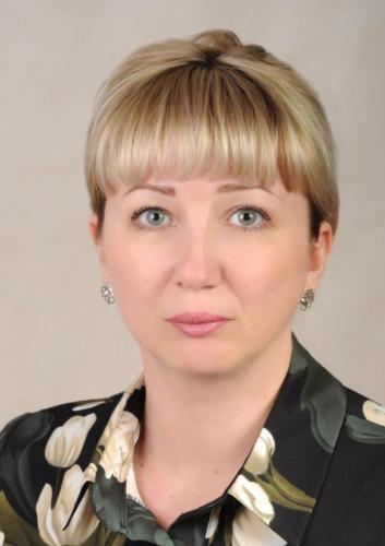 Власова Елена Сергеевна
