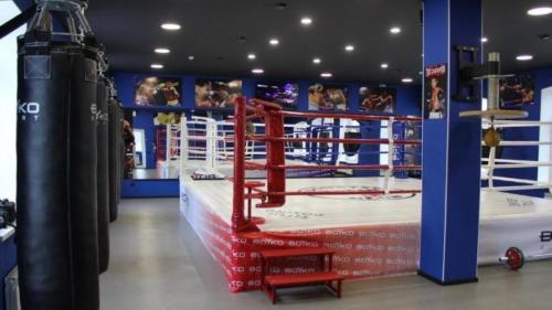 Кикбоксинг/тайский бокс