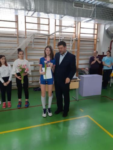 Турнир по волейболу в г. Екатеринбурге